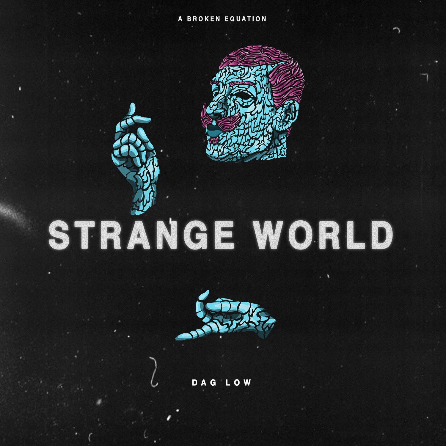 DAG LOW - STRANGE WORLD COVER ART