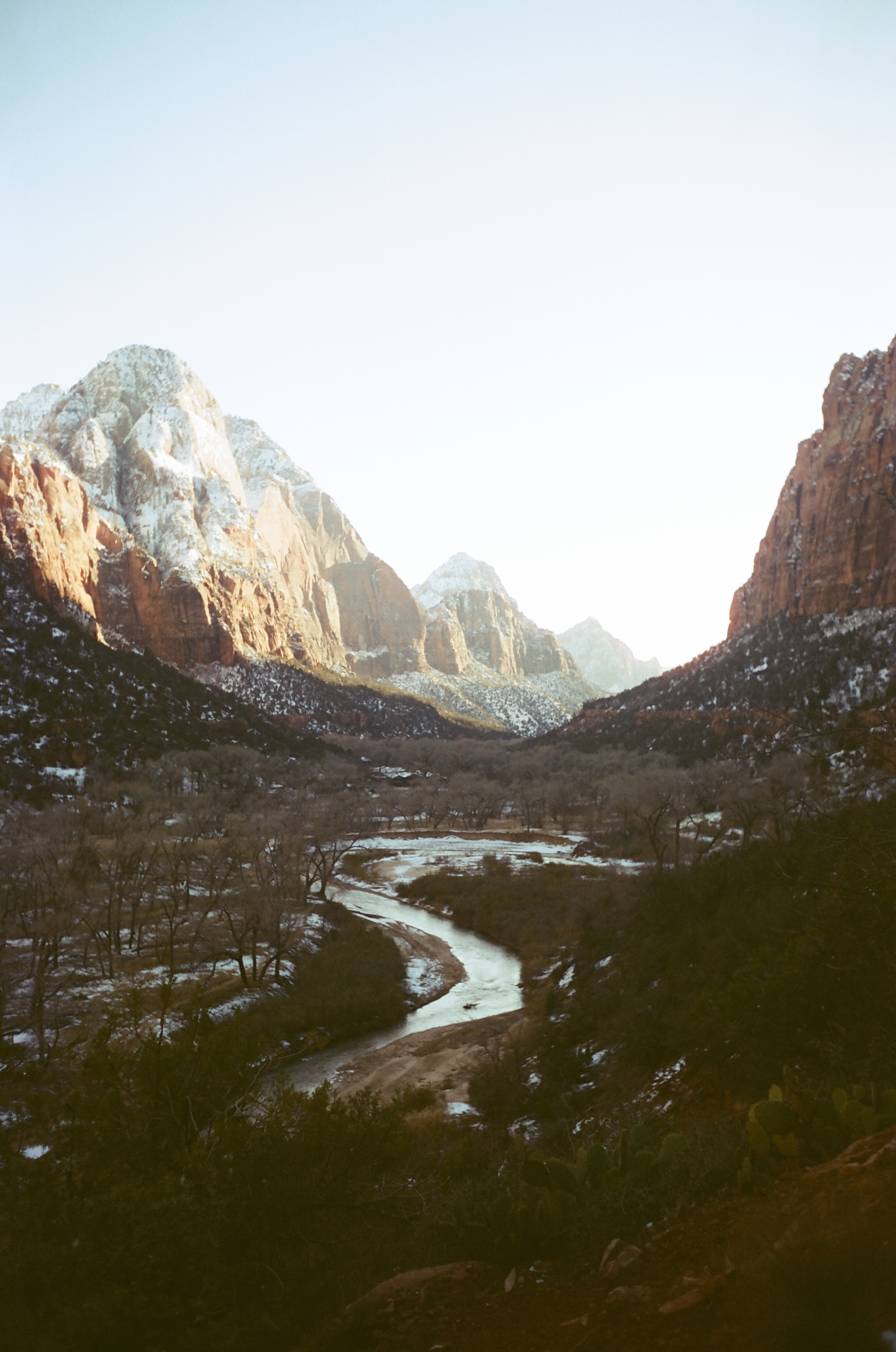 Red Yosemite