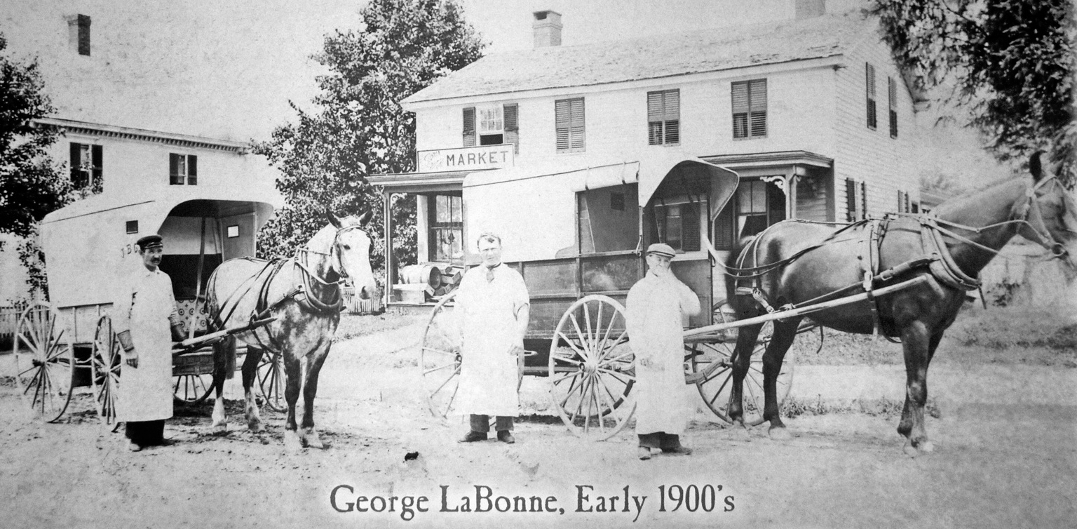 george labonne horse and buggy