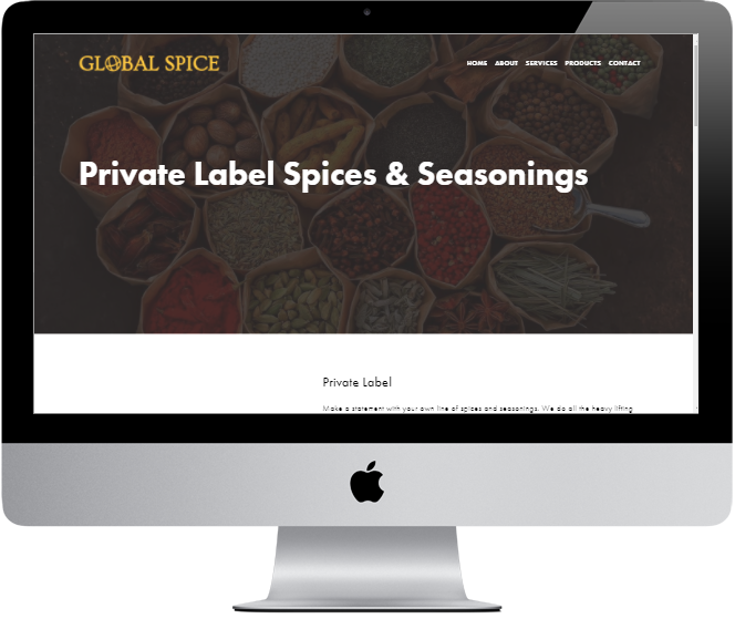 global spice website.PNG