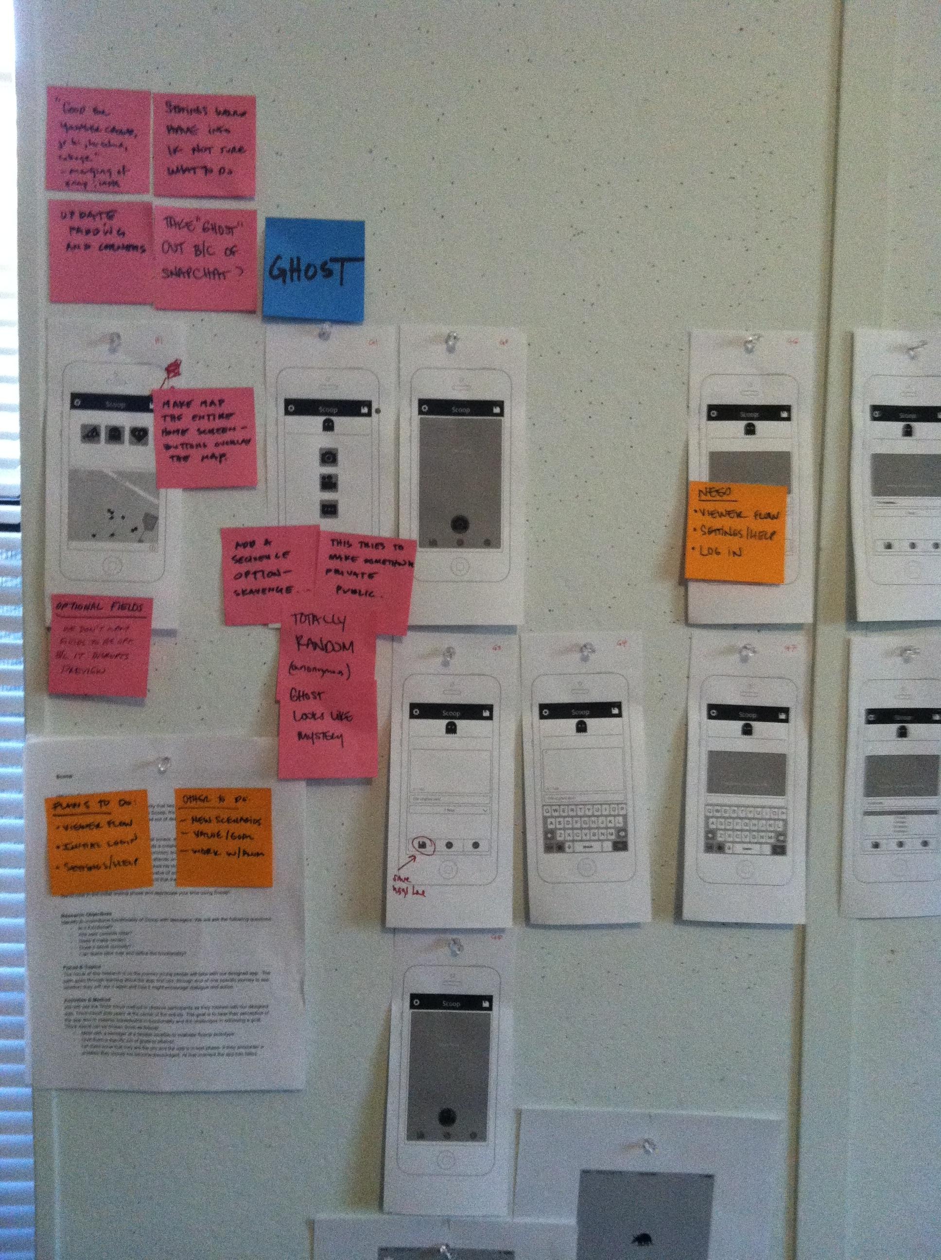 Evaluating User Flows
