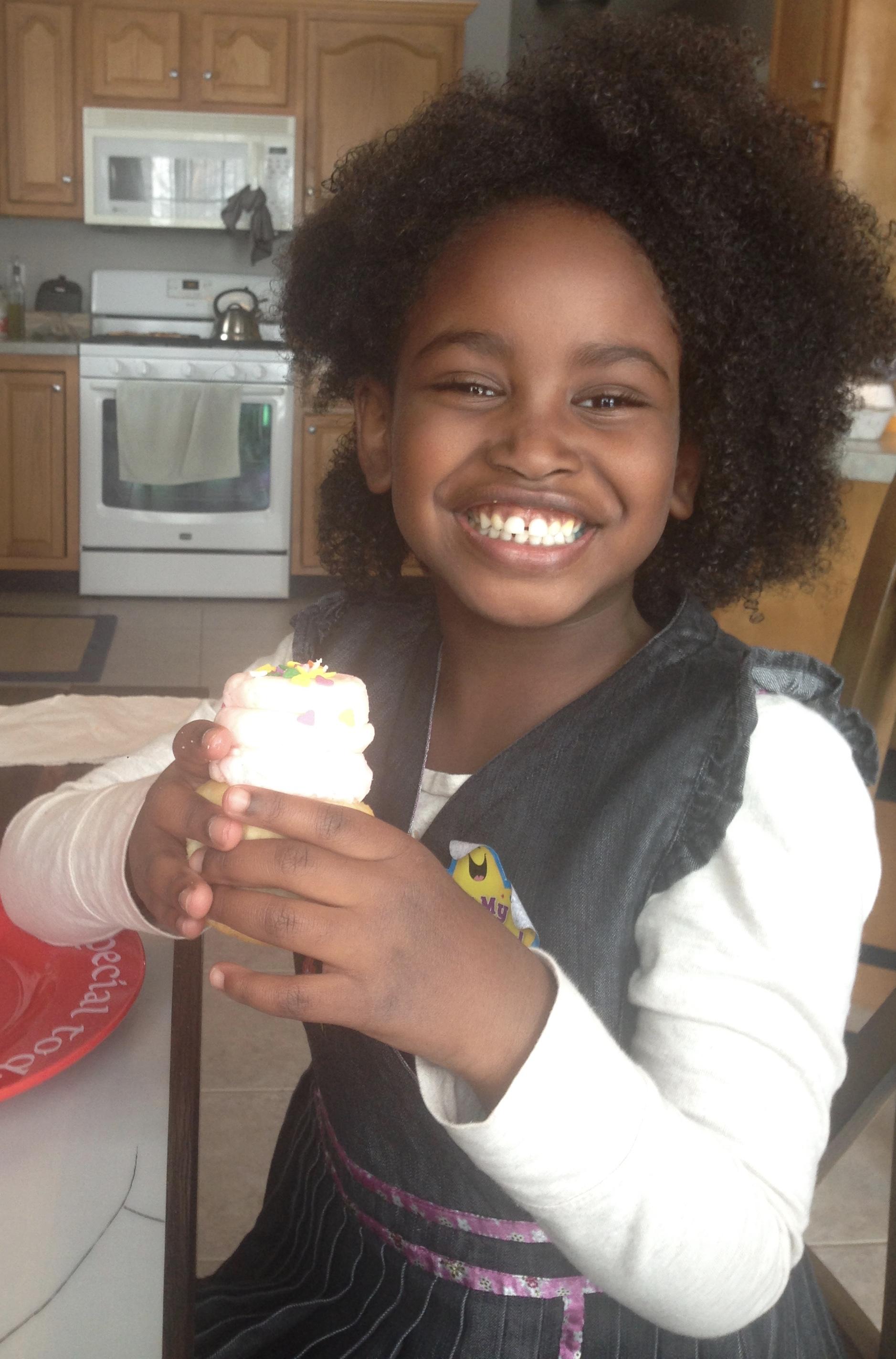 She turns six!!!
