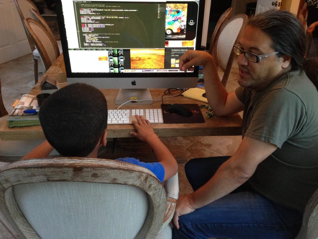 The Gunman coding lesson.