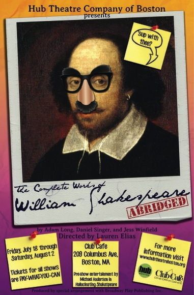 The Complete Works of William Shakespeare [Abridged]