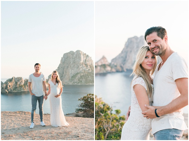 Es Vedra, Ibiza, Maternity Photoshoot