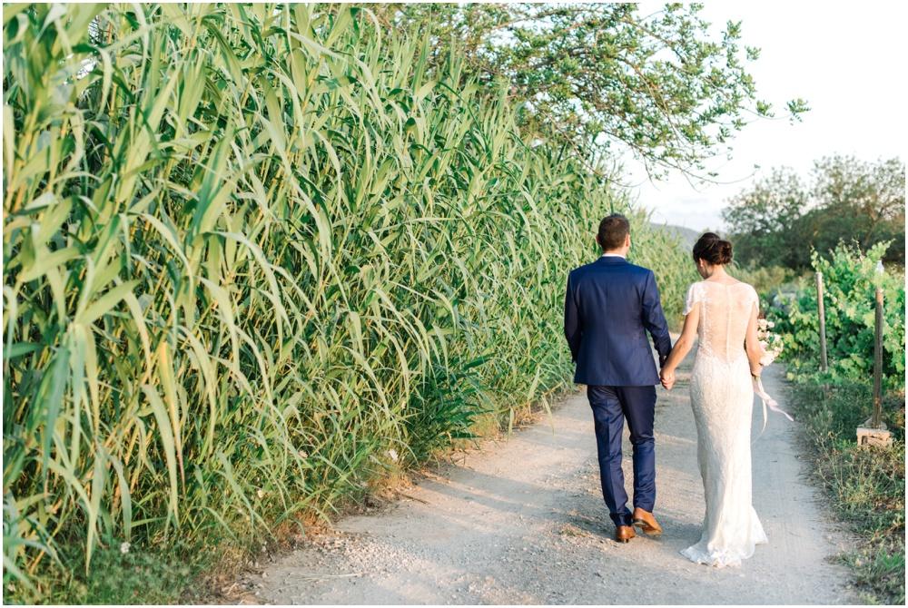 Ibiza garden wedding at Can Gall