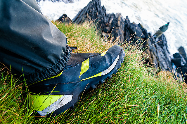 Sitting on some soft grass, photographing my own feet - mad or very clever??!!