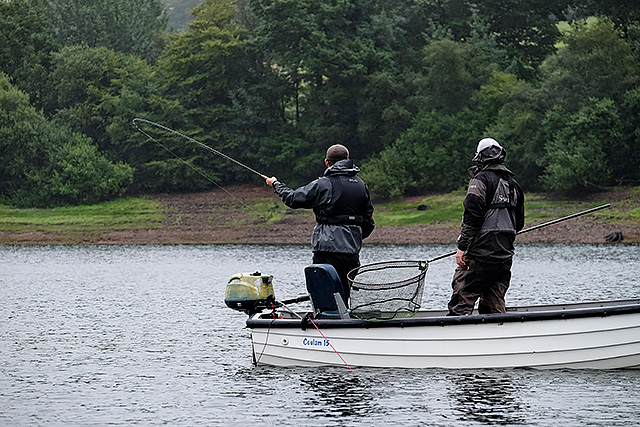 We wear lifejackets and/or buoyancy aids on boats, so why not when shore fishing?