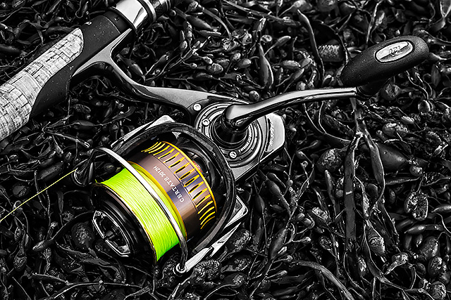 """Daiwa 2016 Certate 3012H (discontinued) - I have only had this """"Hi-Speed"""" version of the new 2016 Daiwa Certate 3012H for a short while, but it's one impressive spinning reel so far. How smooth can a reel actually get? Nice and light, immaculate line lay, everything feels lovely and solid, and it's a pure joy to lure fish with. Time will tell how this new 2016 Certate stands up to some longerterm use, but so far it's one sublime piece of fishing tackle. Check out my preview/short term review here."""
