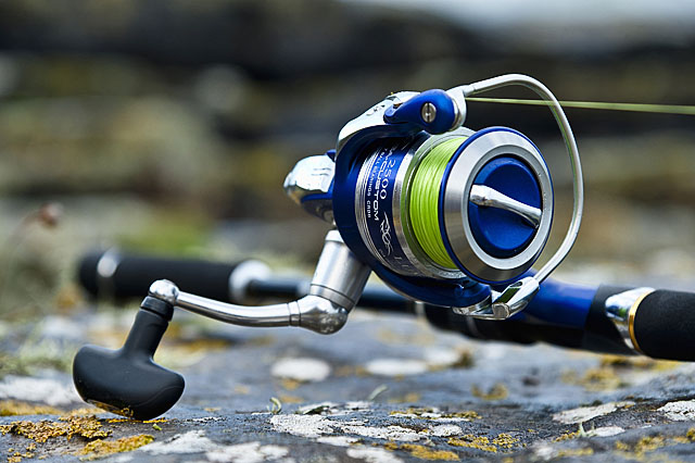 """Daiwa Luvias 2500 (2011 model, discontinued) - My spinning reel of the year for 2011 – see here. I just love this """"little"""" reel for a lot of my lure fishing. Very smooth, very light, a gorgeous drag, and it handles anything that I have been throwing at it."""
