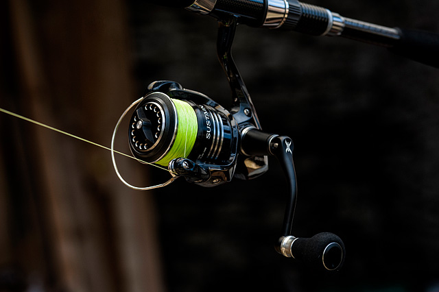 Shimano Sustain 2500FG (2014 model, discontinued) - Smooth as you like, I love the handle, very light, an incredibly smooth drag and yes, it comes with a spare spool. See my review on this reel here.