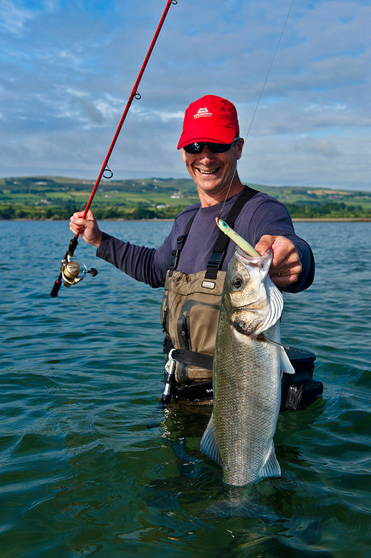 I have seen plenty of good fish caught on the Xorus Frosty, but for whatever reason it has yet to do it properly for me
