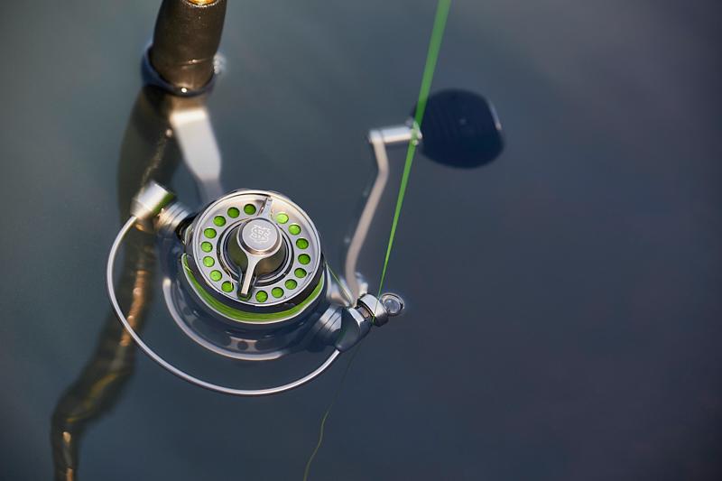 Van Staal VR50, underwater