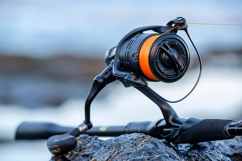 Spinning Reels Shimano Henry Gilbey