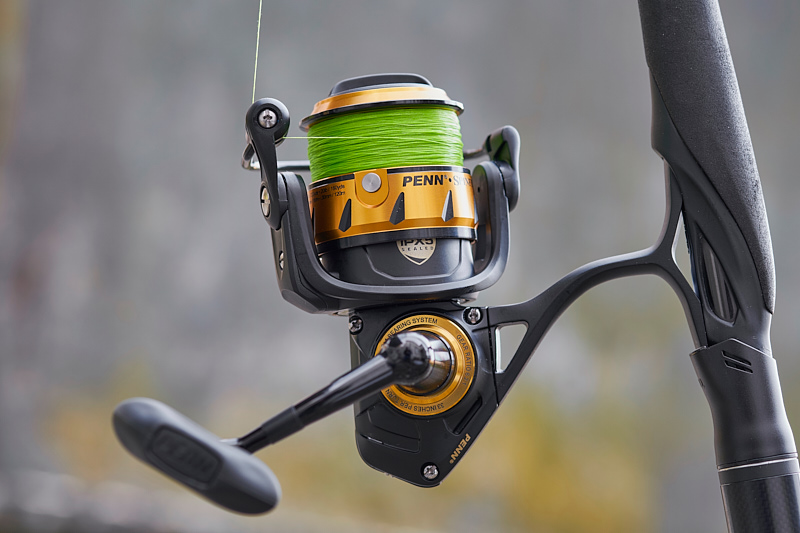 """Penn Spinfisher VI 2500 - The game-changer? The same size as a Shimano 3000, this stunning little and """"budget"""" Penn Spinfisher VI 2500 is rated IPX5 against saltwater intrusion. Time will tell, but if this thing continues to fish as well as it is then it's more than likely going to change my outlook on smaller spinning reels for the light and responsive lure rods I so like. Initial thoughts here. Review here.Affiliate links (my sincere thanks if you choose to buy via these): Veals Mail Order"""