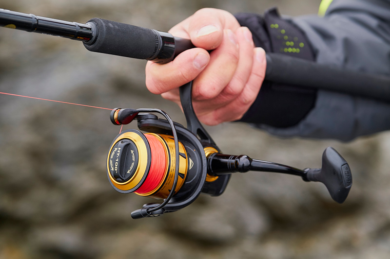 What spinning reel for around £100+? - The Penn Spinfisher VI range, and specifically the 2500, 3500, and 4500 sizes. I am really starting to like these tough as hell spinning reels. Further info in a couple of blog posts here and here, review here.Affiliate links (my sincere thanks if you choose to buy via these): 2500 size Veals Mail Order, 3500 size Veals Mail Order, Chesil Bait'n'Tackle, 4500 size Veals Mail Order, Chesil Bait'n'Tackle