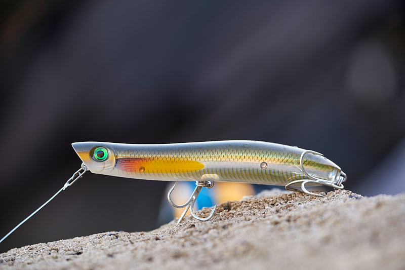"Rapala MaxRap Walk'n Roll (The Patchala) - It's surprising to see the biggest lure company in the world ripping off the established and lethal Xorus Patchinko surface lure, but this Rapala MaxRap Walk'n Roll (130mm, 29g) comes in some stunning colours and I find that it casts incredibly well if I use a slightly longer drop than I would for the original Patchinko. To be fair the action on this lure is a bit different to the Patchinko when you WTD with it, but it's so close to the Patchinko in looks and dimensions that from now on I'm going to call it the ""Patchala"".Affiliate links (my sincere thanks if you choose to buy via these): Lurefishingforbass.co.uk, Veals Mail Order, Chesil Bait'nTackle"