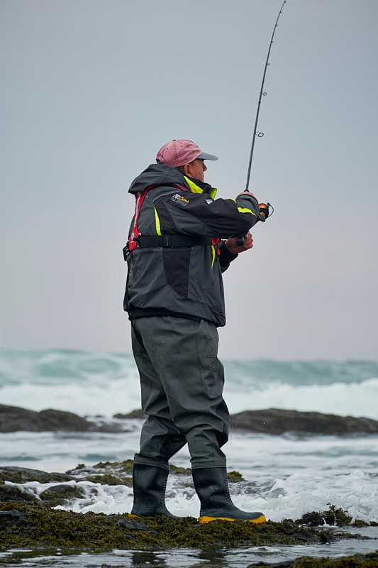 You have to decide where you might wear waders like these, and who am I to tell another angler what to do?