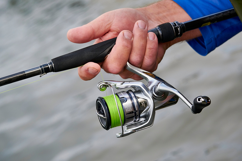 What spinning reel for around £150? - The new Shimano Stradic 2500HG-FL or same size but slightly larger capacity C3000HG-FL version. Early days, but damn this is a stunning spinning reel to fish with. Initial impressions here. Affiliate links (my sincere thanks if you choose to buy via these): Veals Mail Order