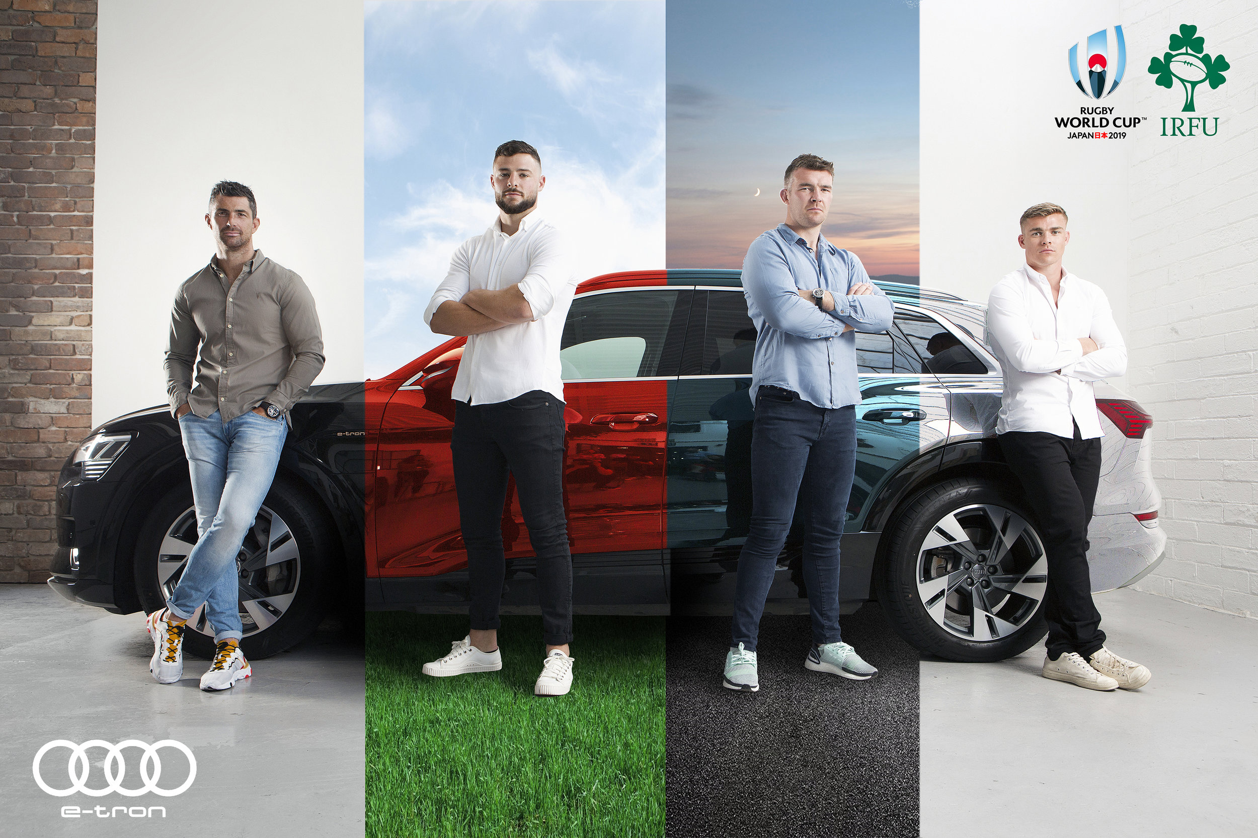 Audi Rugby World Cup 2019