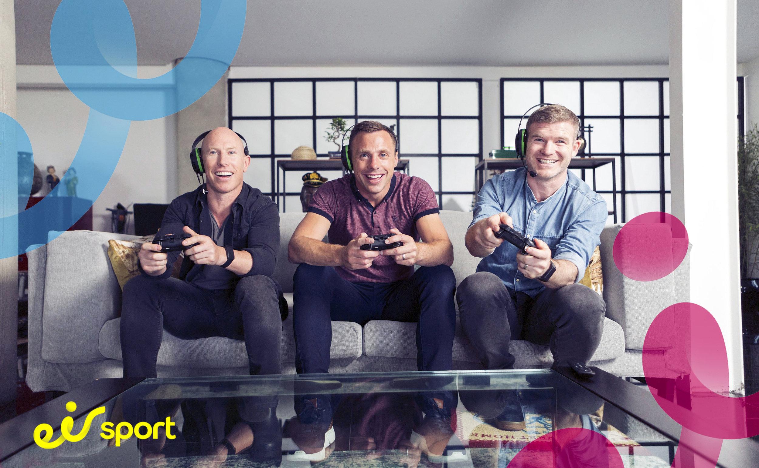 Eir Sport RWC 2019 Campaign