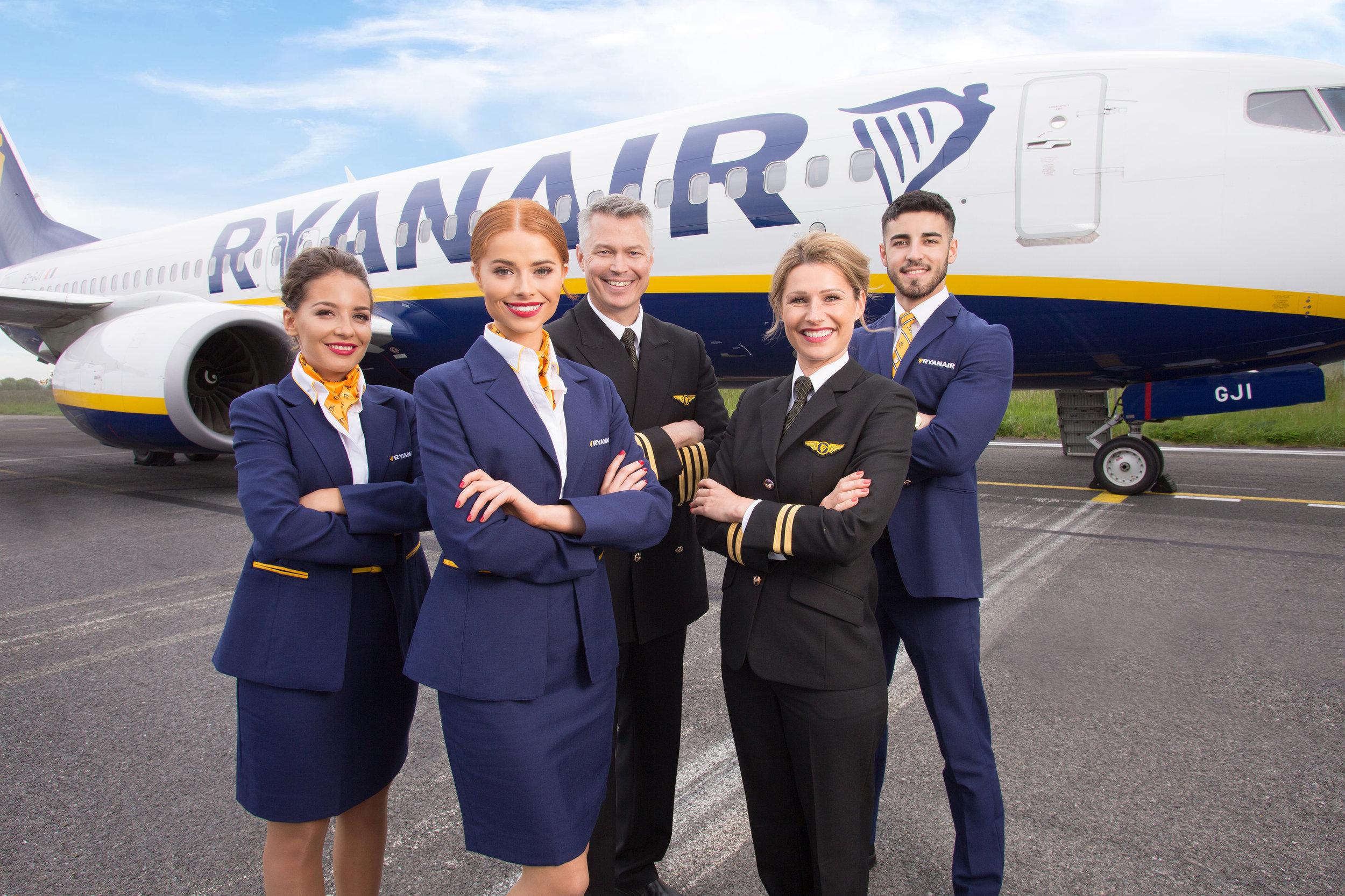 Ryanair Campaign 2019