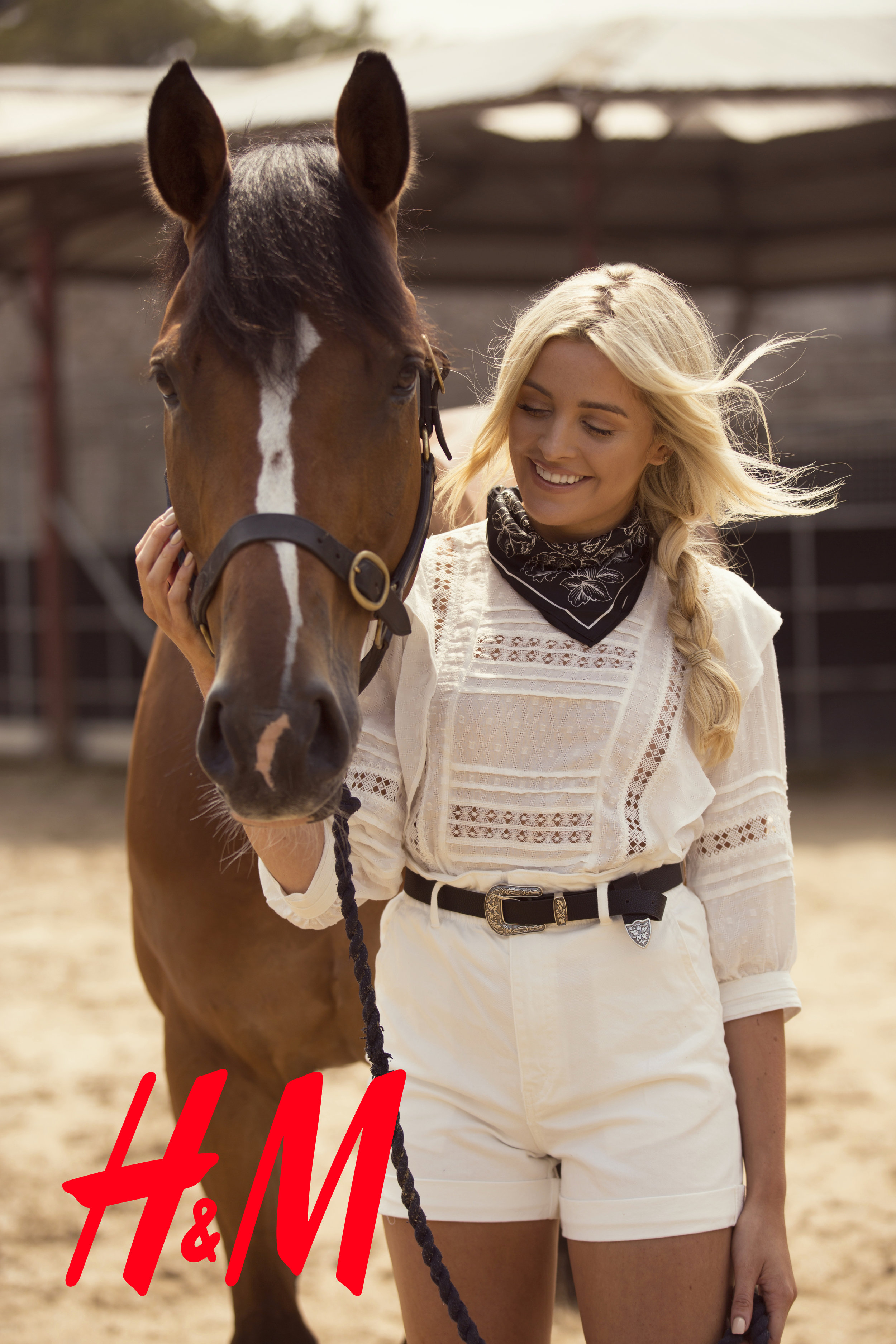 H & M Louise Cooney Campaign 2019