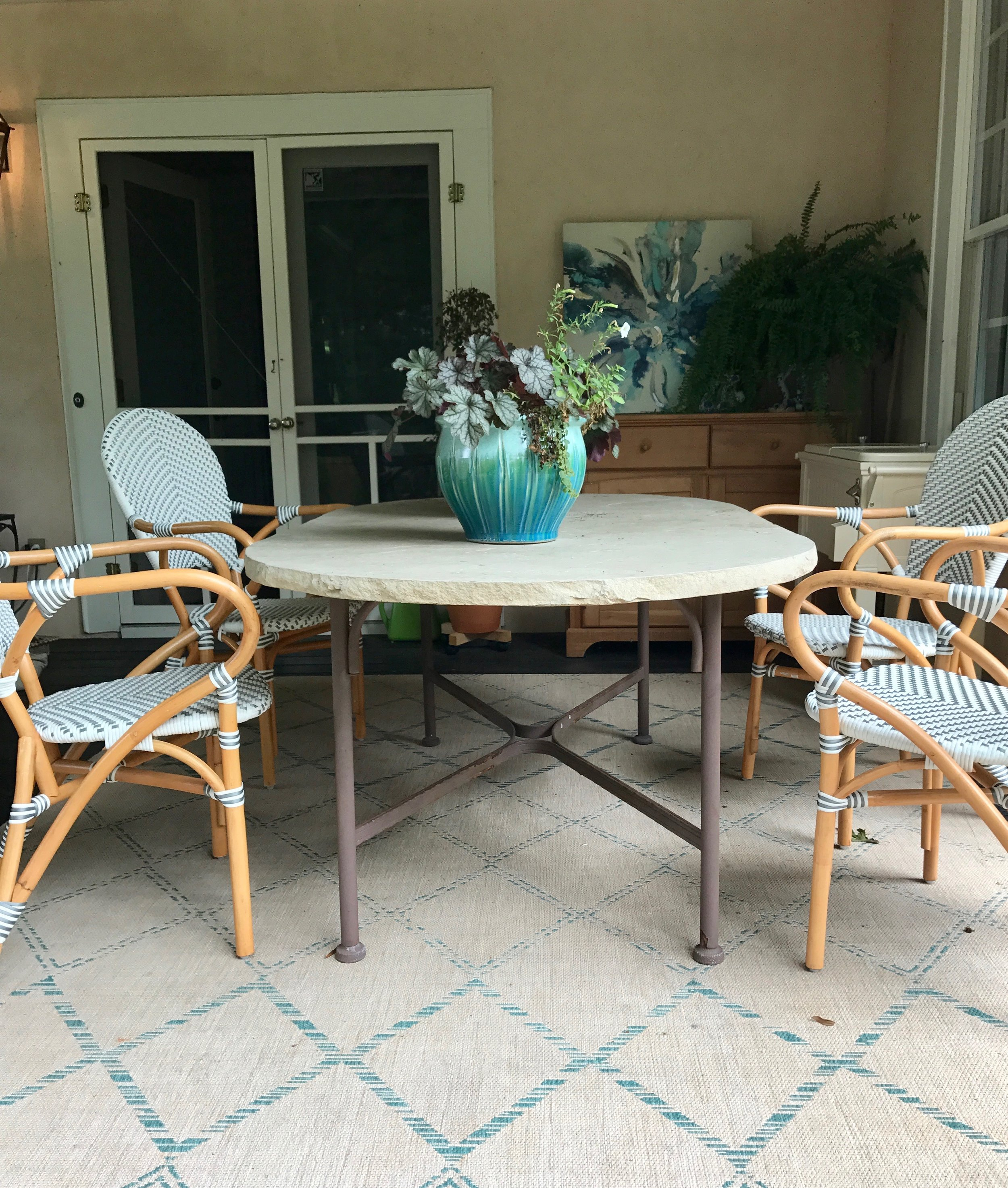Bistro Chairs!