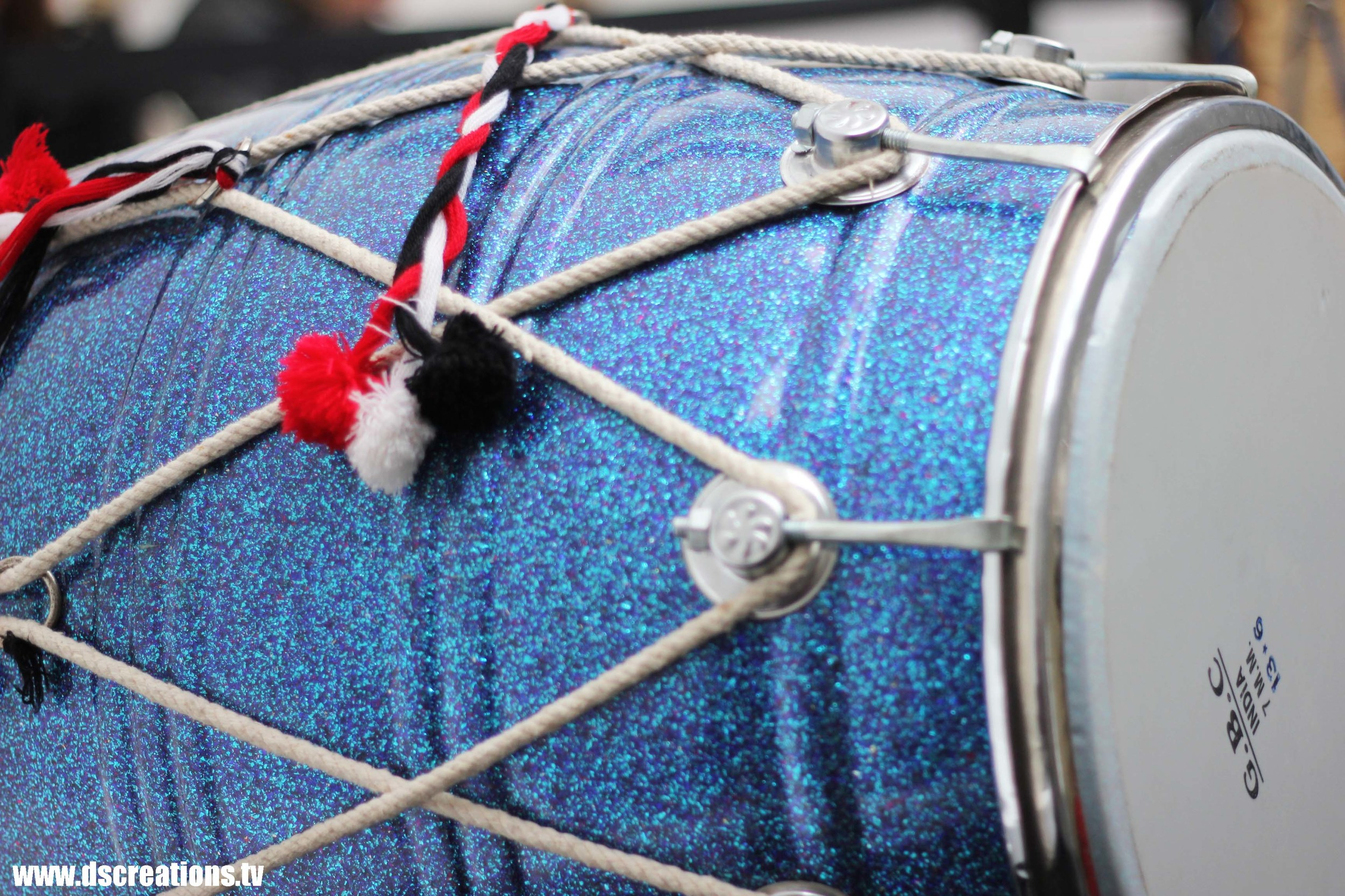 national media museum staff dhol blue