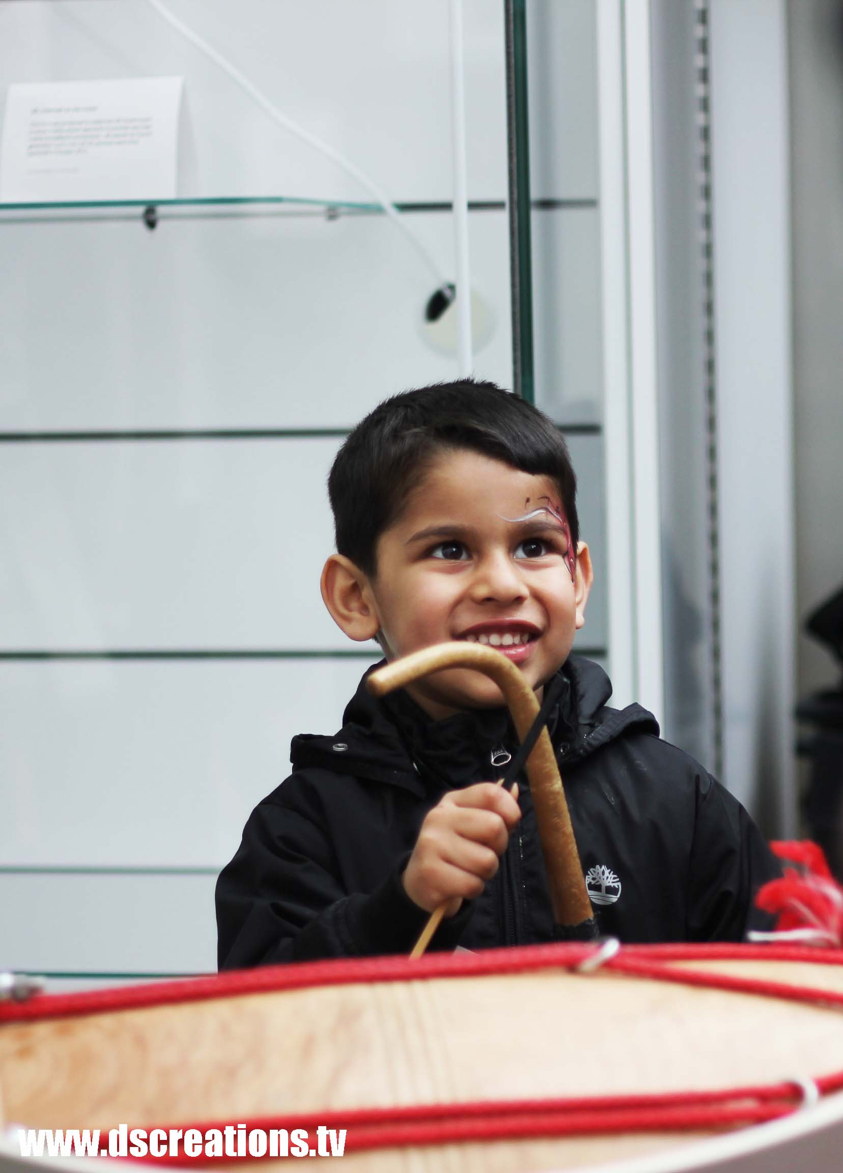 national media museum staff dhol stick
