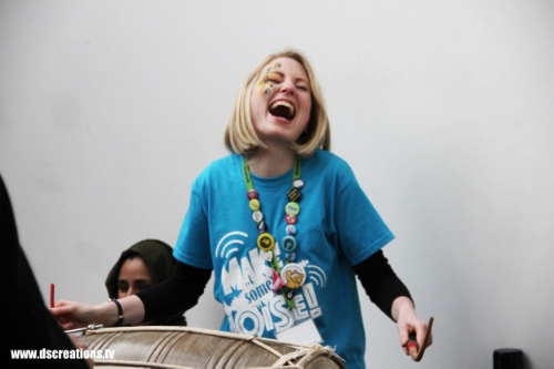 national media museum staff dhol