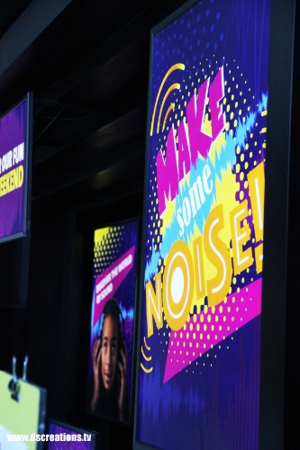 make some noise national media museum logo