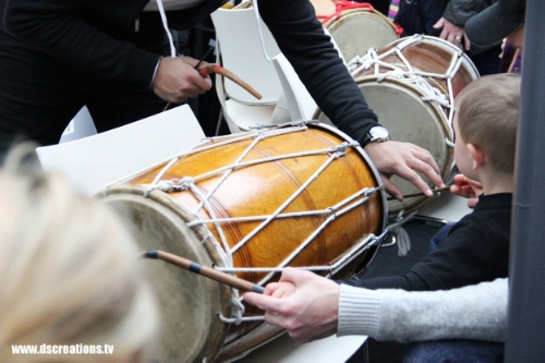 national media museum staff dhol reverse