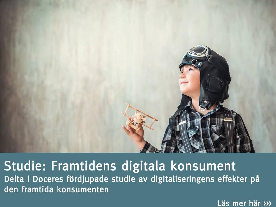 Framtidens digitala konsument