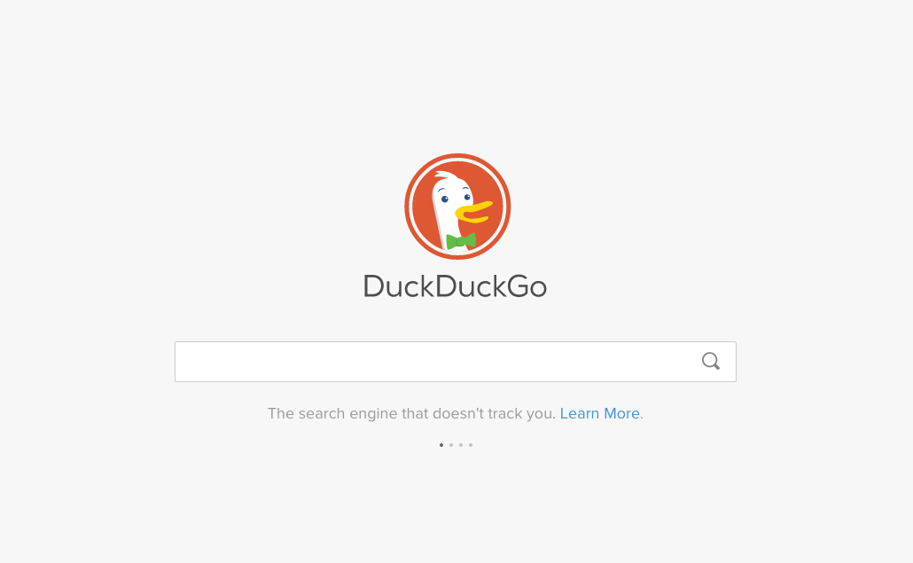 A Year of DuckDuckGo - a review — Tom Wood