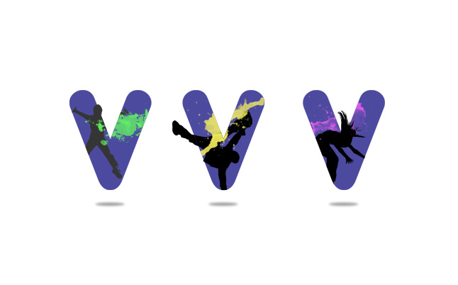 I created this in 2014 for a charitable organisation where young people were encouraged to get involved in performing arts, sports and dance. The brand identity is vibrant, energetic and dynamic. The framework of the design allows for different shapes and colours to be used whilst always being clearly the same.