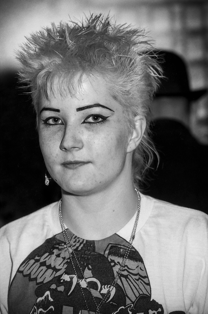 E Sheet 129 Neg 20. Punk Girl.jpg
