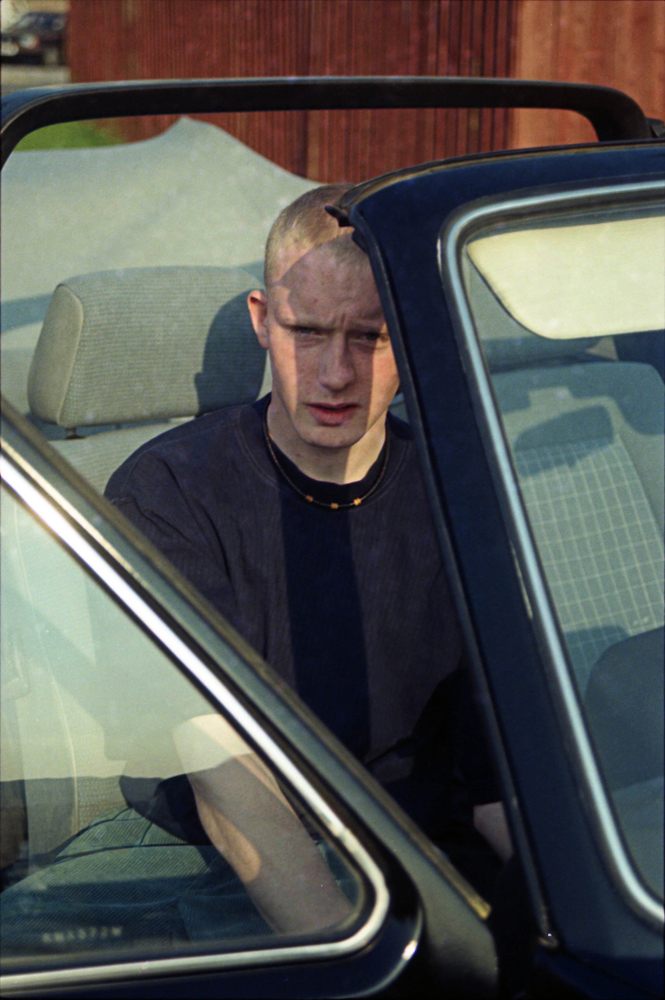 CL Sheet 27 Neg 13. Lad in Car. Lingfield Close.jpg.jpg