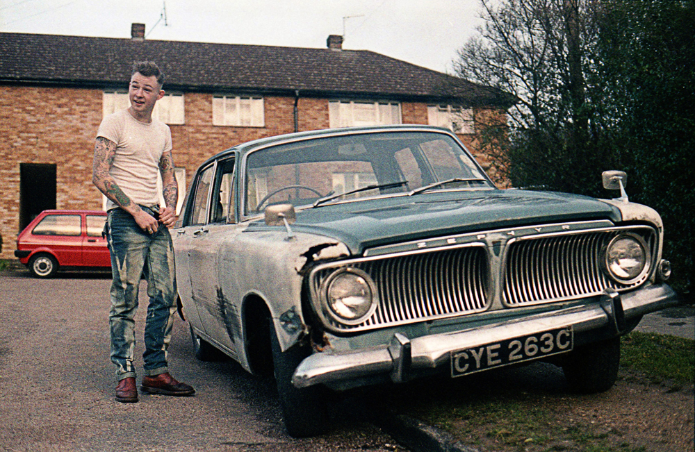 CL Sheet 19 Neg 0.  Paul Griffiths. Tattoos. Hawthorne Rd. Ford Zephyr. Kodak CF 1000 5090.jpg