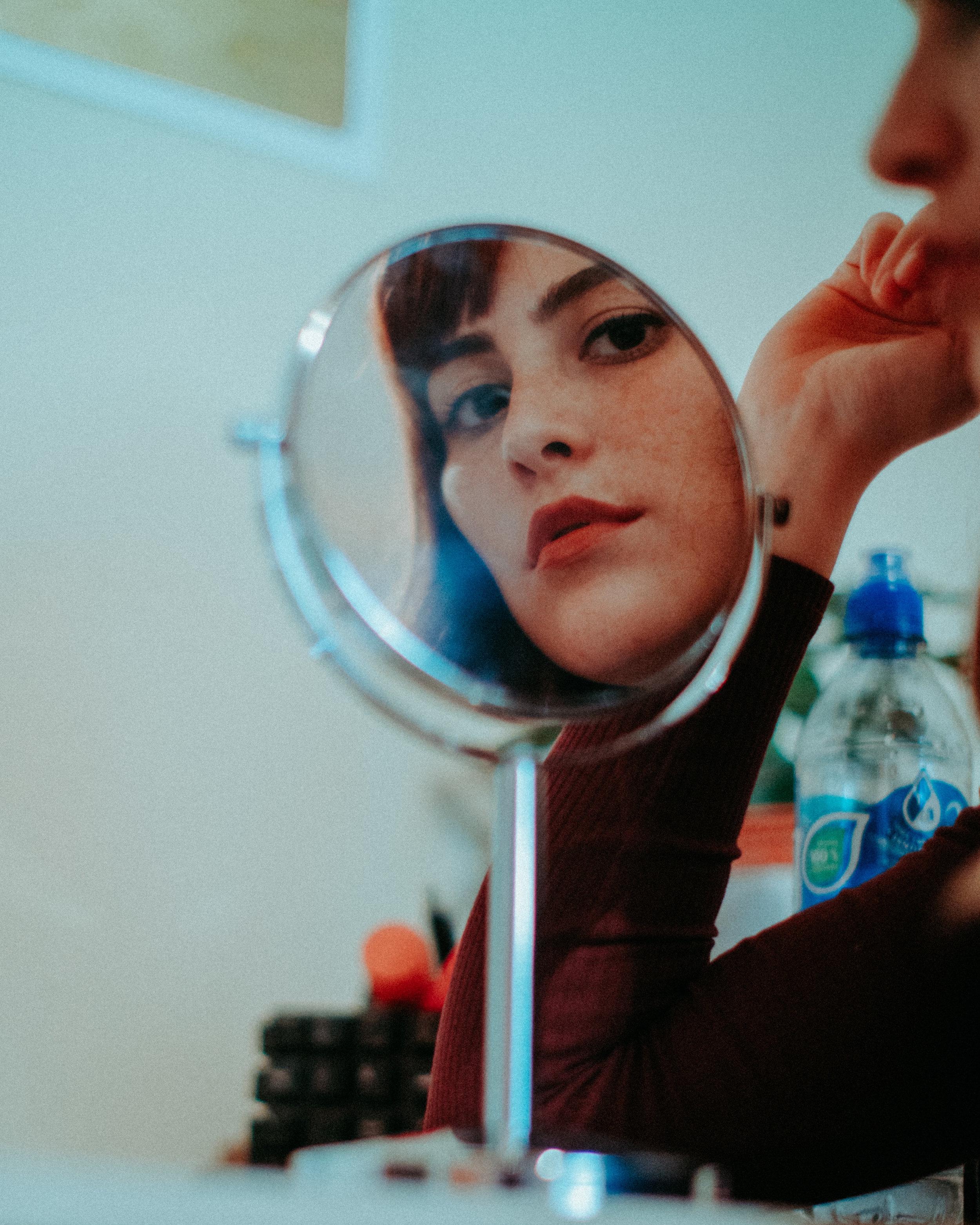 Mirror mirror, tell me -