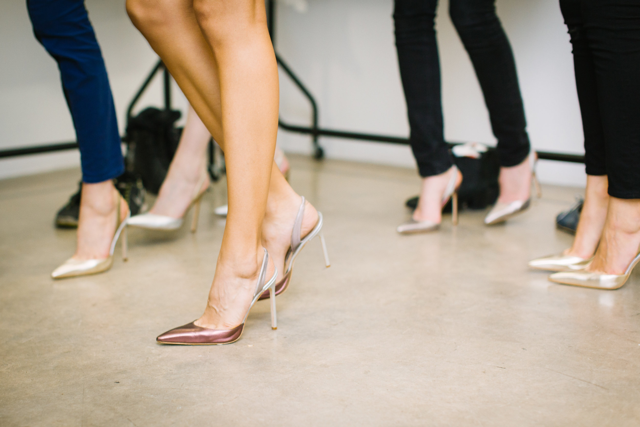 High heels are bad for your joints, knees, hips … -