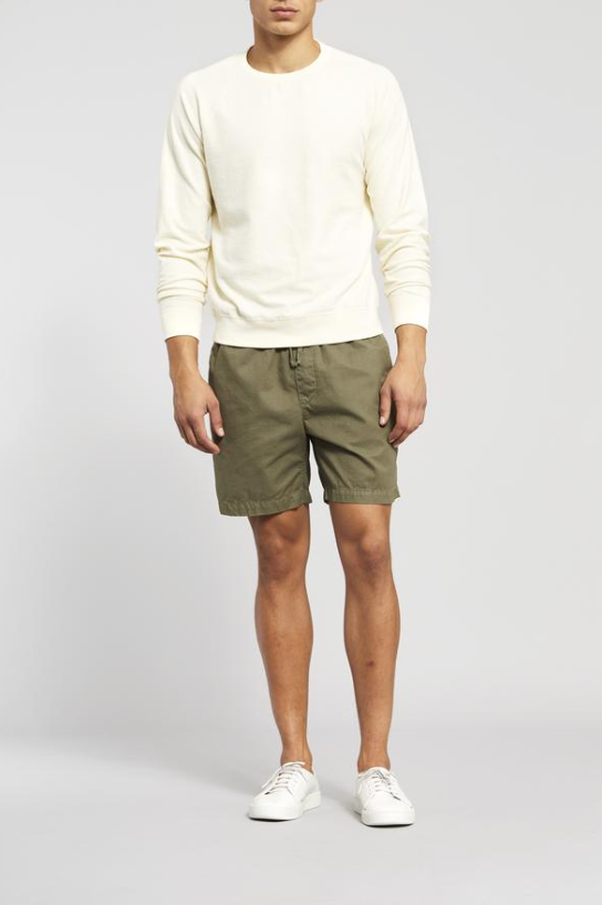 LIGHT TWILL EASY SHORT-OLIVE DRAB-1 .png
