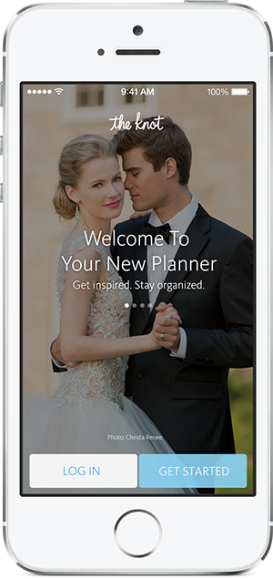 Planning a wedding? Check out the Wedding Planner app by The Knot.