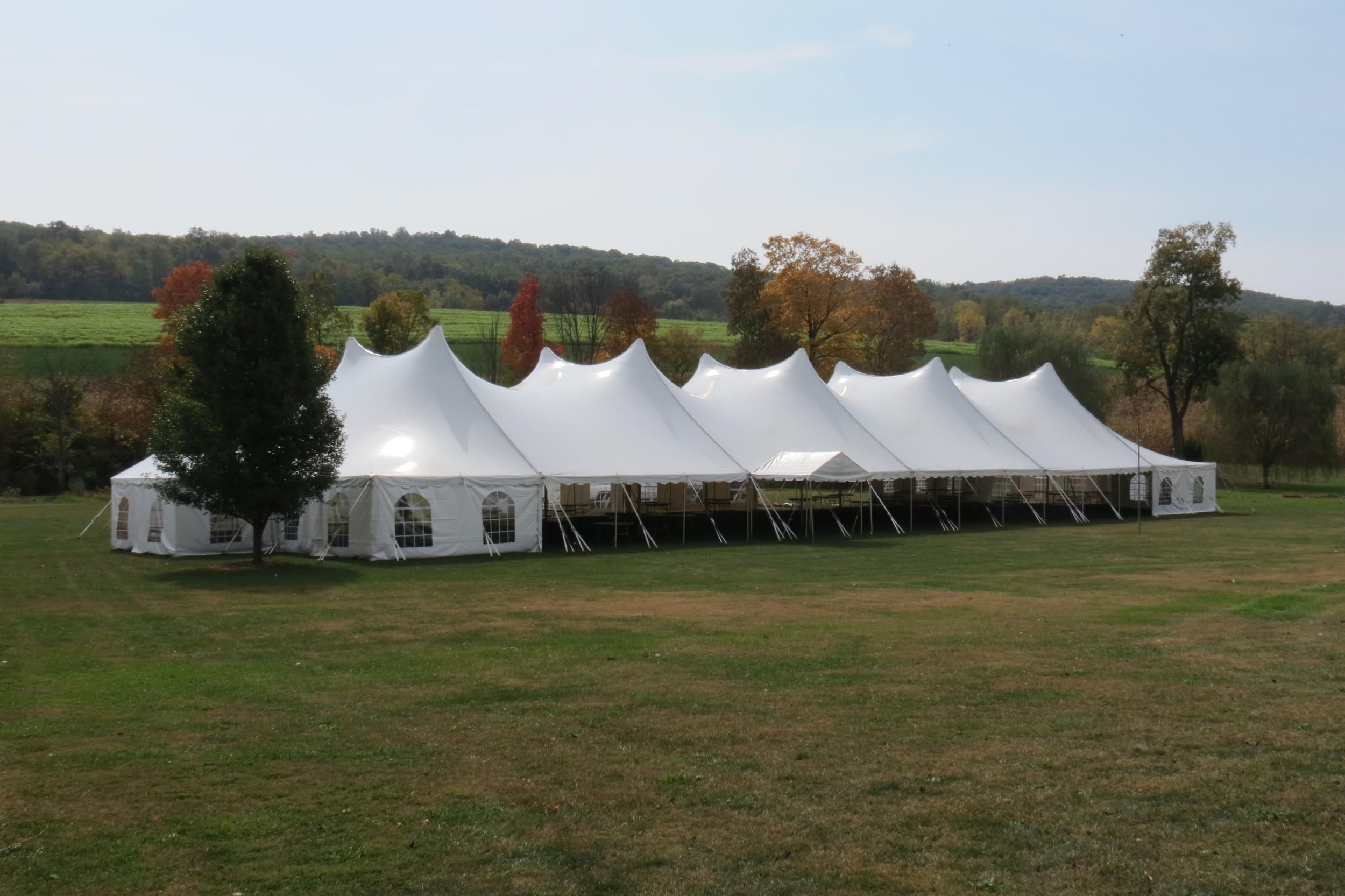 Fall Tent