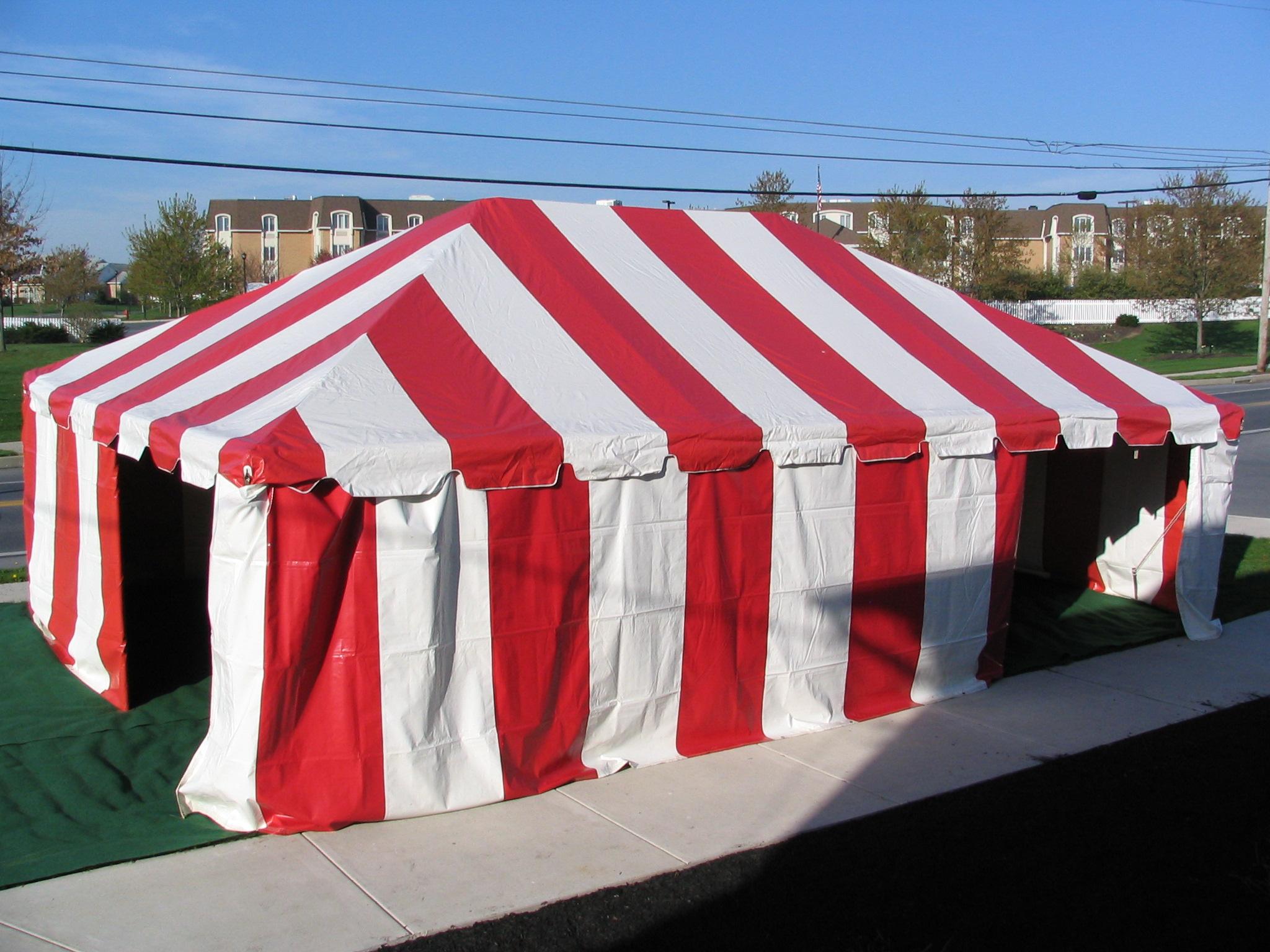 Sales Promotion Tent