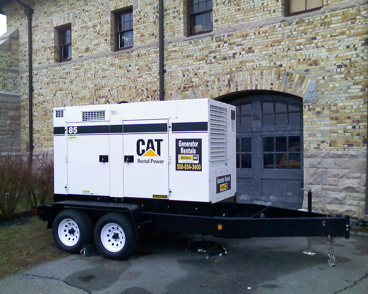 Rent Generators in Pennsylvania