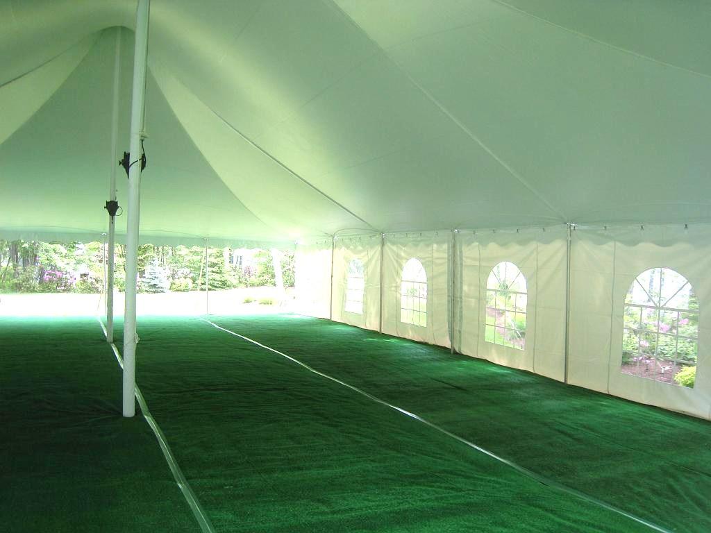 Tent carpeting rental in Pennsylvania