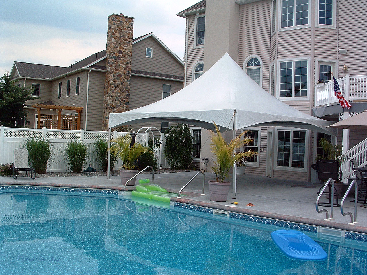 Small Tent Rentals in New Jersey