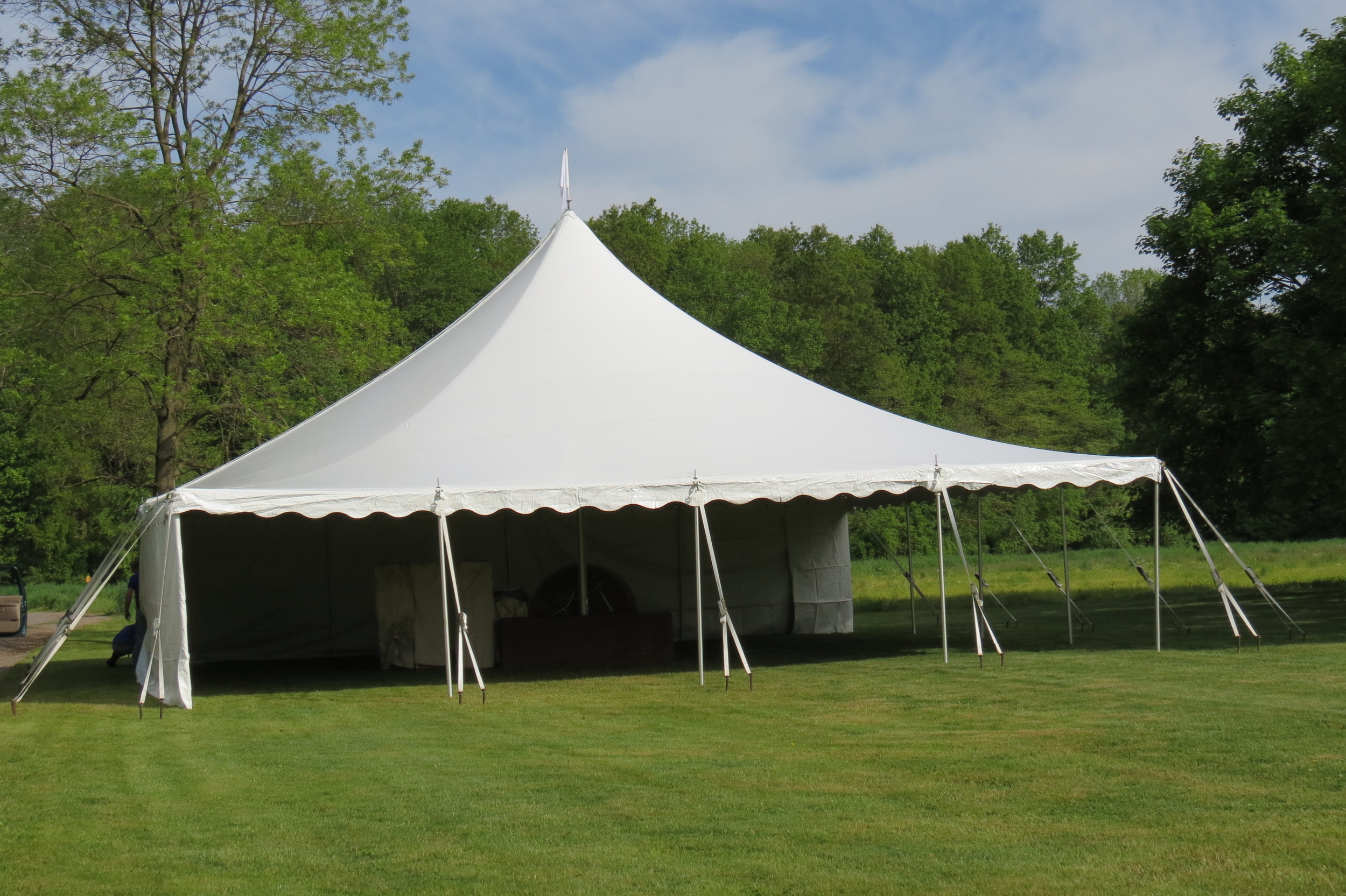 West Chester, PA tent rentals
