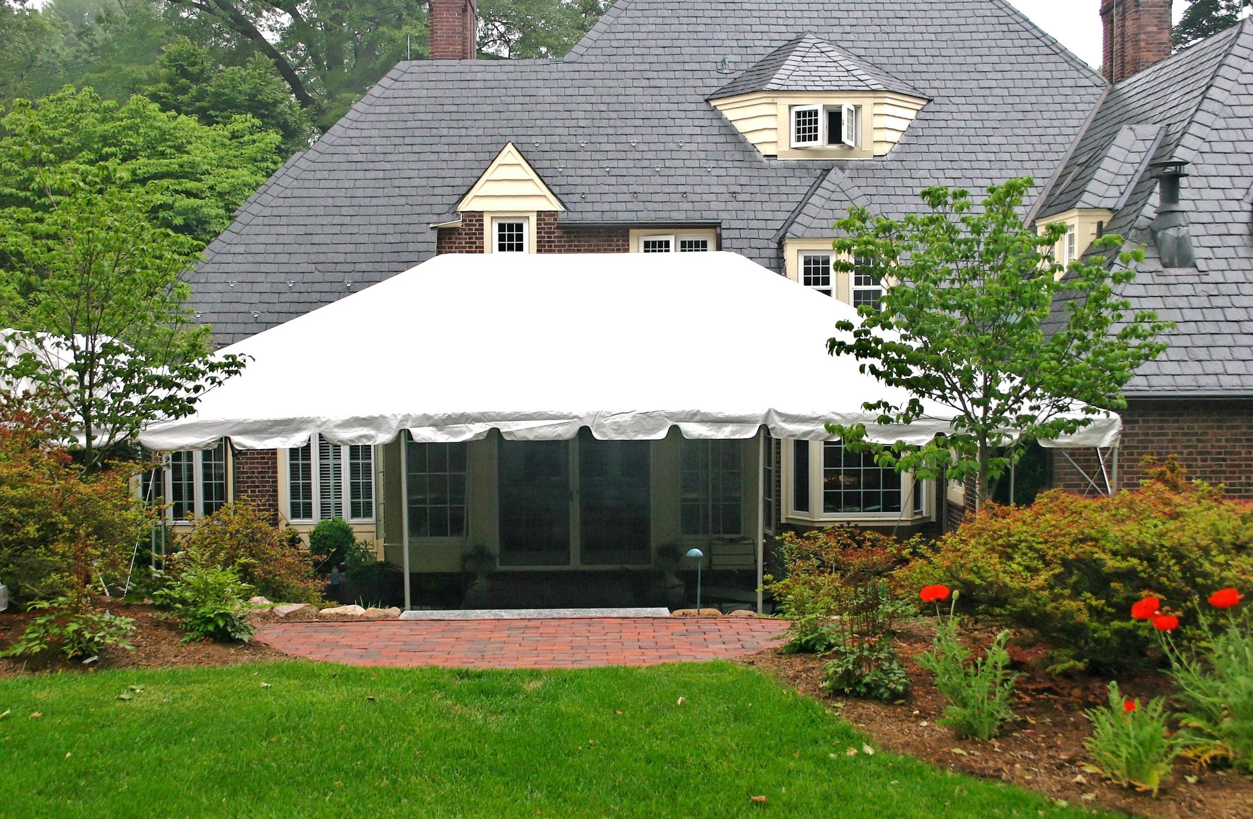 Wilmington tent rentals